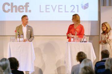 Level21s och Chefs seminarium i Almedalen